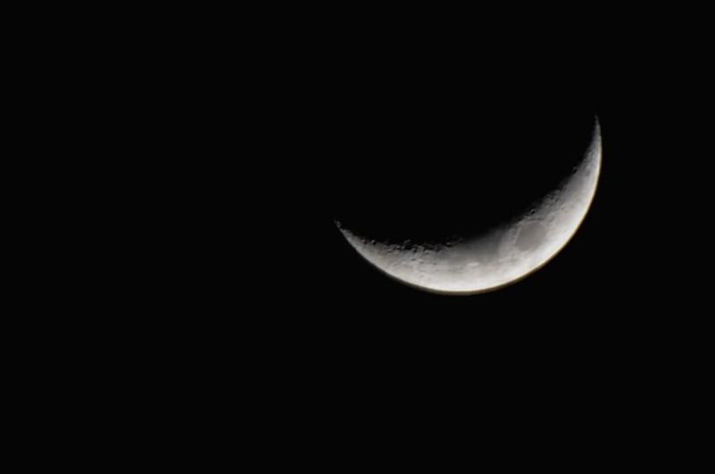 2014年3月5日的月亮